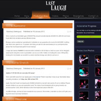 Blog Section on Last Laugh The Movie