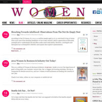 Blog on Women In Business & Industry