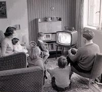 Television back in the day