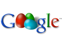 Google's Easter Eggs