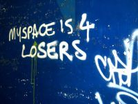MySpace, a place....for losers?