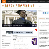 The Black Perspective Website