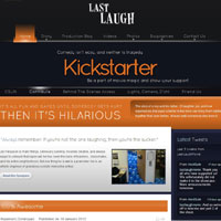 Last Laugh the Movie Website
