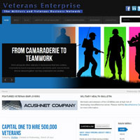 Veterans Enterprise Website